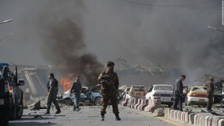 Kabul, atacat cu zeci de rachete!
