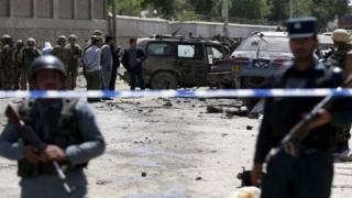 EXPLOZIE la Kabul: Zeci de răniți și câțiva morți