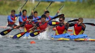Federaţia Română de Kaiac-Canoe a fost suspendată din cauza cazurilor de dopaj