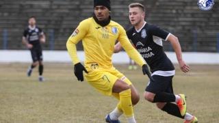 FC Farul a marcat de patru ori în amicalul de la Medgidia