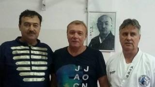 Stagiu internaţional de Ju-Jitsu, la Mangalia