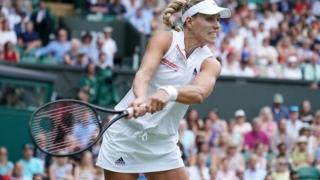 Angelique Kerber, învingătoare în premieră la Wimbledon