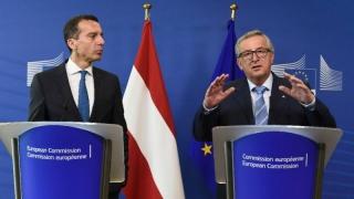 Kern, Juncker: UE trebuie să se asigure că M.Britanie va fi într-o situaţie dificilă după Brexit