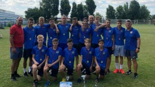 Începe şi Liga Elitelor Under 15