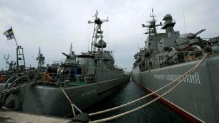 Navă rusească, cercetată de Ucraina pentru contrabandă cu combustibil