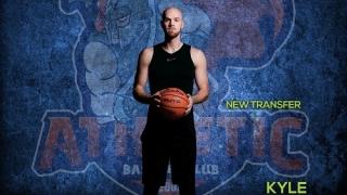 BC Athletic a transferat un baschetbalist american