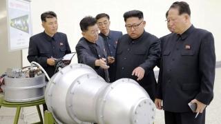 Kim Jong-Un îi sfidează pe americani
