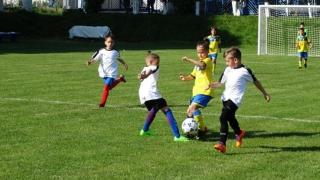Meciuri frumoase și goluri multe la turneul de fotbal Kinder Sea Cup