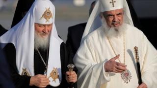 Patriarhul Kiril, la Bucureşti. Prima vizită după 1989 a unui patriarh rus în România