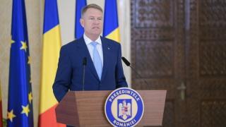 Klaus Iohannis: Nu păcăliţi instituţiile statului, vă păcăliţi singuri!