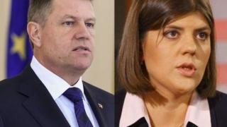 Klaus Iohannis a SEMNAT decretul de revocare a Laurei Codruța Kovesi