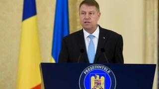 Iohannis și-a contramandat vizita în Ucraina, ca urmare a adoptării legii educației