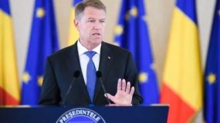Klaus Iohannis RETRIMITE bugetul în Parlament