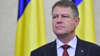 Iohannis așteaptă propuneri substanțiale din partea NATO cu privire la prezenţa în Marea Neagră
