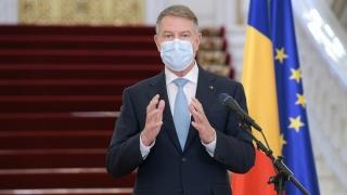 Klaus Iohannis îi cere ministrului Justiției, Stelian Ion, să explice public clasarea dosarului