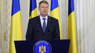 Mesajul adresat românilor de președintele Iohannis cu ocazia Zilei Naționale