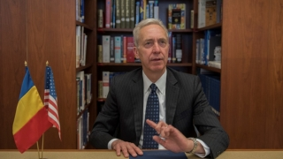 Ambasadorul SUA, în vizită de curtoazie la președintele ÎCCJ