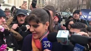 Cererea lui Kovesi de recuzare a procurorului Adina Florea, respinsă