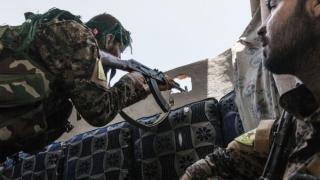 Kurzii sirieni - operațiune în ultima enclavă a DAESH, în estul Siriei