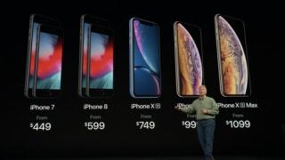 Când vor ajunge în România noile smartphone-uri iPhone XS, iPhone XS Max şi iPhone XR