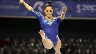 Gimnastică artistică: 8 calificări în finale pentru români la Cupa Mondială de la Paris