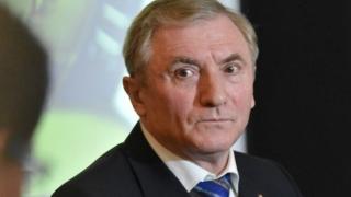 Augustin Lazăr îşi depune candidatura pentru un nou mandat de procuror general