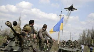 Legea marţială, promulgată în Ucraina