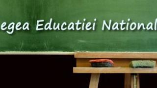 O nouă lege a educaţiei, în vigoare de la 1 octombrie 2018?!