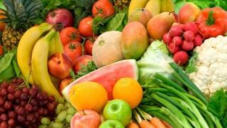 Fructe şi legume proaspete, dar şi lapte natural, în şcoli!
