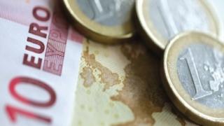 Leul, apreciere foarte mică față de euro