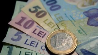 Euro a atins vineri un nou maxim istoric în raport cu leul