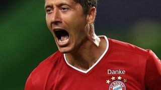 UEFA a decis: Robert Lewandowski, jucătorul anului