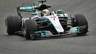 Lewis Hamilton s-a impus în Marele Premiu al Belgiei