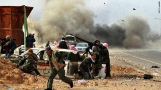 Reședința vicepremierului libian a fost atacată de mai mulți indivizi înarmați