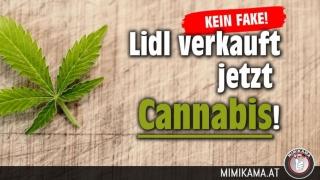 Nu este o glumă! La Lidl se vinde cannabis
