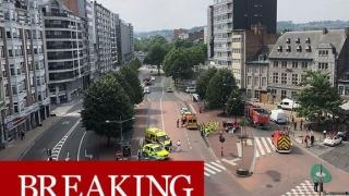 Atac terorist la Liege! Panică pe străzi, după ce mai multe persoane au fost împușcate