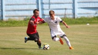 Axiopolis Cernavodă a învins, din nou, Viitorul U19