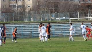 Etapa a 20-a în Liga a IV-a la fotbal