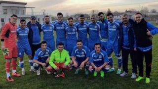 A 17-a victorie în Liga a IV-a la fotbal pentru CS Medgidia