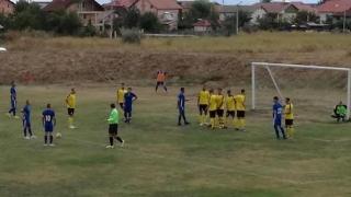 CS Năvodari a avansat pe prima poziţie în Liga a IV-a la fotbal