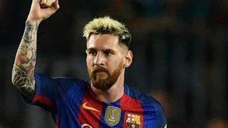 Lionel Messi nu va evolua în meciul cu Malaga
