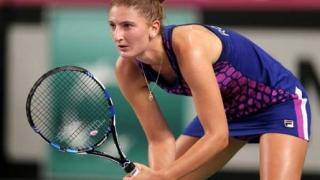 Irina Begu o va întâlni pe Angelique Kerber în primul meci de la Fed Cup