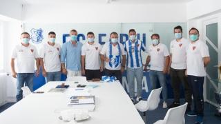 Liga Militarilor Profesioniști, în vizită la FC Farul