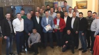 15 ani de la înfiinţarea Asociaţiei Sportive Liga Ofiţerilor Old Boys Constanţa
