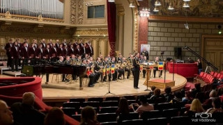 "Locuri suplimentate la concertul ""Sus inima, români!"""