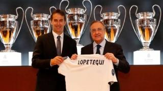Antrenorul Julen Lopetegui, demis de la Real Madrid