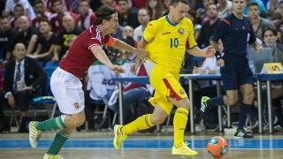S-a anunțat lotul României pentru UEFA Futsal EURO 2018