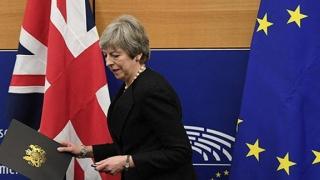 """Backstop"" - cuvânt cheie. Teresa May, lovită de propriul partid"