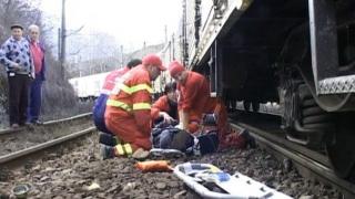 Accident feroviar cumplit! Un bărbat a murit lovit de tren