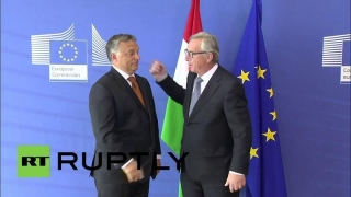 Lovitură pentru Juncker! Viktor Orban, protejat de liderii PPE!